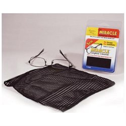 Bulk Buys Miracle eyeglass cleaner cloth Case Of 18