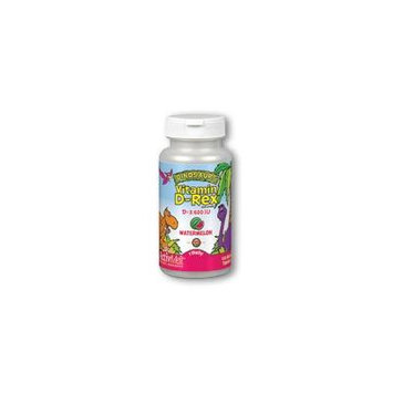 Vitamin D-Rex ActivMelt Kal 120 Lozenge