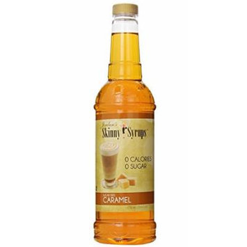 Jordan's Skinny Gourmet 750ml Sugar Free Syrups - Caramel