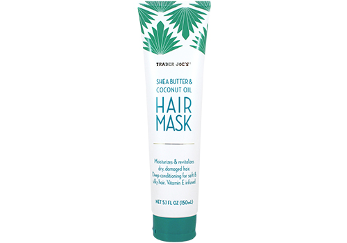 TRADER JOE'S Shea Butter & Coconut Oil Hair Mask