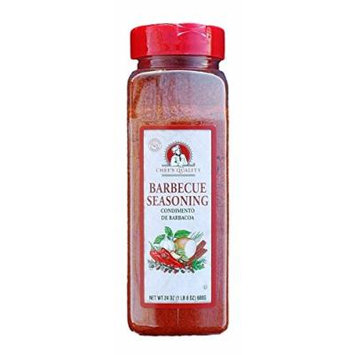 Chef's Quality Barbeque Seasoning, 24 Oz.