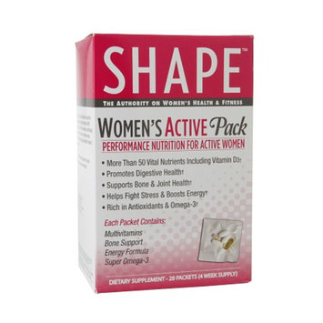 Windmill Health Products Women's Shape Packets - 30 Count