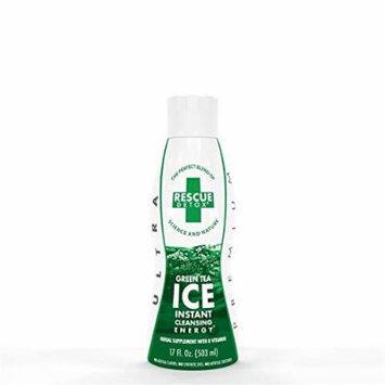 Rescue Detox ICE 17 oz Green Tea