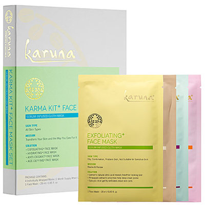 Karuna Karma Kit - Variety Treatment Masks