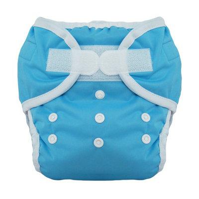 Thirsties Duo Diaper Set - Ocean Blue Size Two