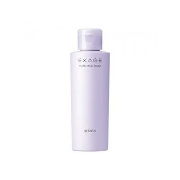 Albion Exage Pure Mild Wash 120g, Face Wash