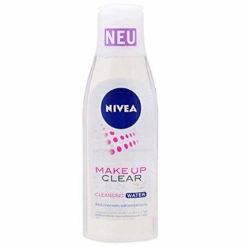 Nivea Make up Clear Cleansing Water 200ml.
