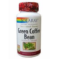 Green Coffee Bean Extract 400mg 50% Chlorogenic Acid 60 Vegetarian Capsules