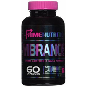 Prime Nutrition Vibrance Supplement, 60 Count