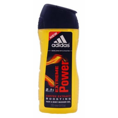 Adidas Extreme Power By Adidas Hair And Body Shower Gel 8.4 Oz