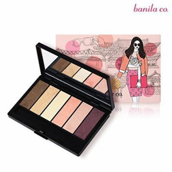[banila co] Multi Eye Palette Shadow (# Fall In Seoul)