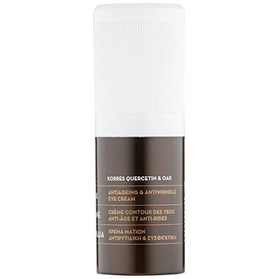 KORRES Quercetin & Oak Anti-Ageing Anti-Wrinkle Eye Cream