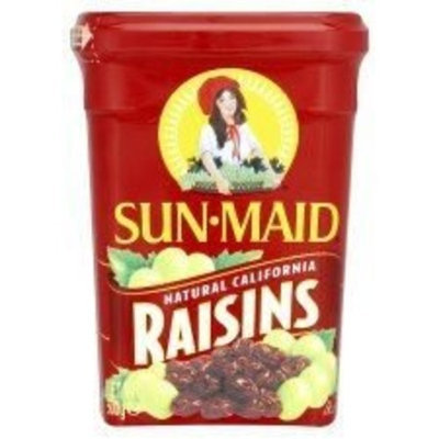 Sunmaid Californian Raisins 500g