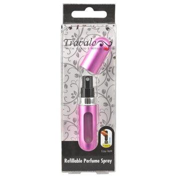 Travalo Refillable Perfume Spray, Hot Pink, 1 ea