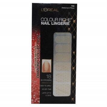 L'Oréal Paris Colour Riche Nail Lingerie Nail Stickers