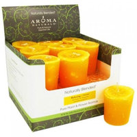 Aroma Naturals Candle, Votv, Relax, Tang, ct