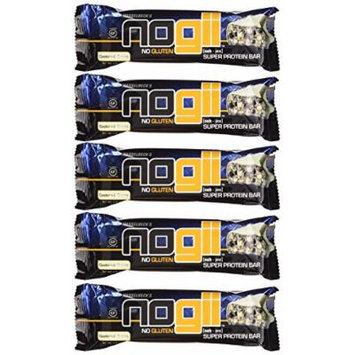 NoGii Super Protein Cookies and Creme Bar, 6 Count