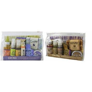Indigo Wild Zum Bag Frankincense & Myrrh and Assorted Scents Set of 2