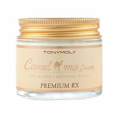 [TONYMOLY] Premium RX Camel Milk Cream 70g