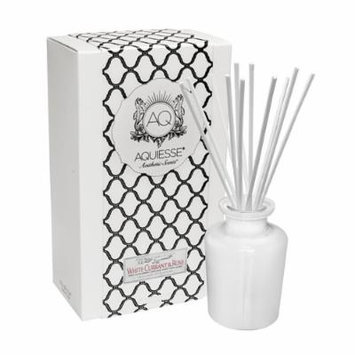 Aquiesse Reed Diffuser Gift Set, White Currant and Rose