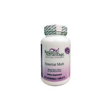 Bariatric Advantage Complete Multi Formula Chewable Berry -- 60 Tablets