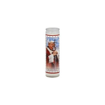 Reed Candle Candle Pope John Paul Uns 1 Ea Case of 12