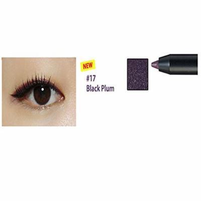 Clio Gelpresso Waterproof Pencil Gel Eyeliner #17 Black Plum