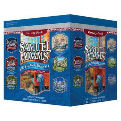Samuel Adams Summer Styles Beer Bottles 12 oz