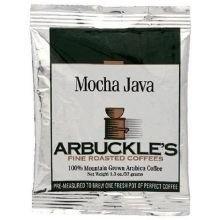 Arbuckle's Coffee Moch Java Blend 1.3 OZ (Pack of 10)