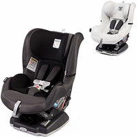 Peg Perego Primo Viaggio Infant Convertible Car Seat w Clima Cover, White (Atmosphere)