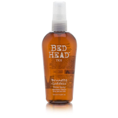 Bed Head Brunette Goddess Shine Spray