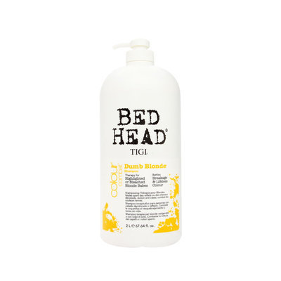 Tigi - Bed Head Colour Combat Dumb Blonde Shampoo - Bottle