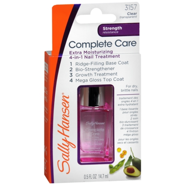 Sally Hansen Nail Treatment COMPLETE CARE EXTRA MOISTURIZING