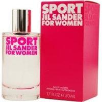 Jil Sander For Women Jil Sander Sport For Women 1.7 EDT Spray