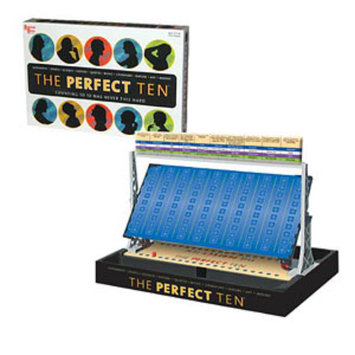 Perfect Ten Board Game