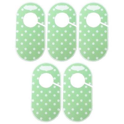 Babies R Us Koala Baby 5-Pack Closet Dividers Sage