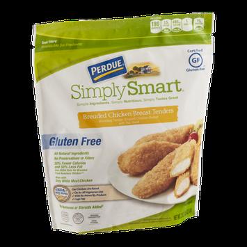 Perdue Simply Smart Gluten Free Breaded Chicken Breast Tenders