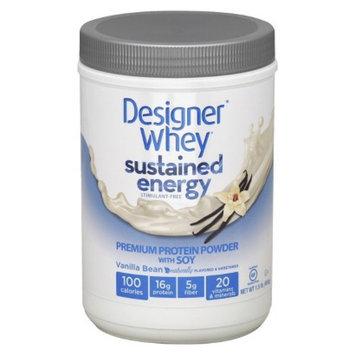 Next Proteins Designer Whey Sustained Energy Vanilla Bean - 1.5 lb