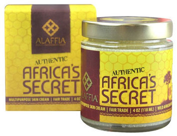Alaffia - Africa's Secret Multipurpose Skin Cream Unscented - 4 oz.