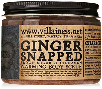Villainess Ginger Snapped Body Scrub
