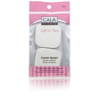 Cala Products Cala Studio Soft Easy Cosmetic Sponges (Square) No. 70930 - 2 Pieces