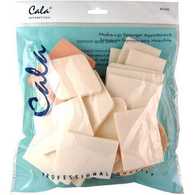 Cala Products Cala International Make-Up Sponge Model No. 70-932 - 28 Sponges