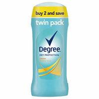 Degree Women Antiperspirant Deodorant Stick Twin Pack, Fresh 2.6 oz
