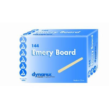 Dynarex Emery Boards, 144 Count (Pack of 2)