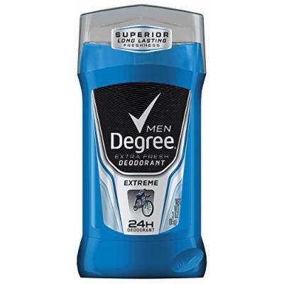 Degree Men Extra Fresh Deodorant, Extreme 3 oz