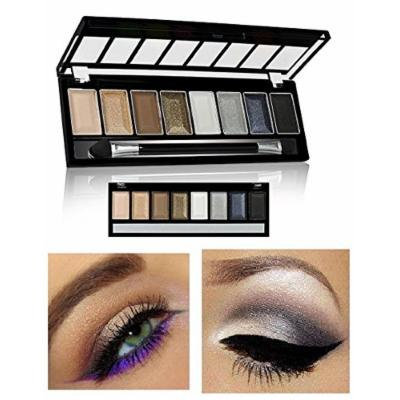 New Professional High Maintenance Color Neutral Warm Eyeshadow Palette Eye Shadow Makeup