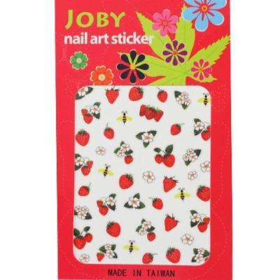 Nail Sticker/Nail Art - Signature Collection - Strawberries