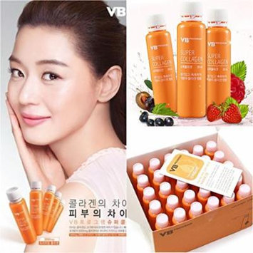 Vb Program Super Collagen 20ml X 30 Ampoules Moist Bright Skin Drink New Version