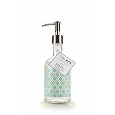 Caldrea Glass Refillable Hand Soap, Pear Blossom Agave, 12 Ounce