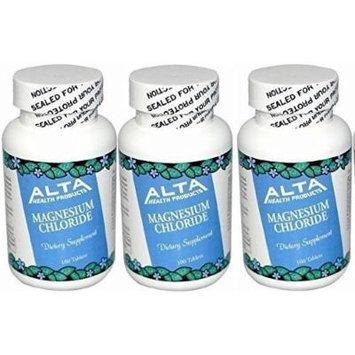 Alta Health Magnesium Chloride (3 pck)